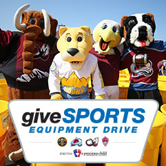 Eighth Annual giveSPORTS Drive